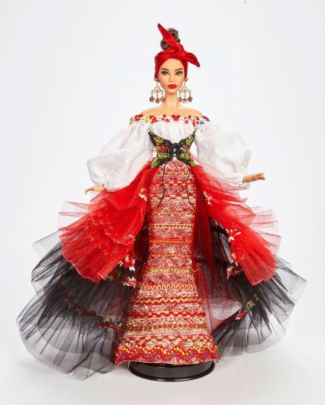Maria Amalia Barbie OOAK Carlyle Nuera