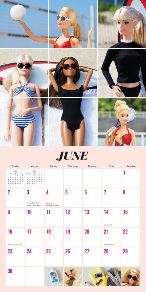 calendario barbiestyle 3