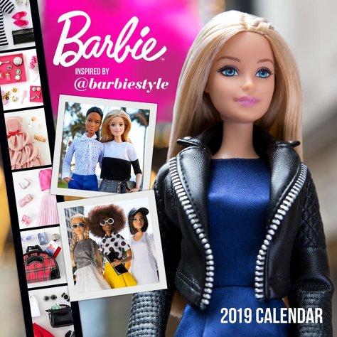 calendario barbiestyle