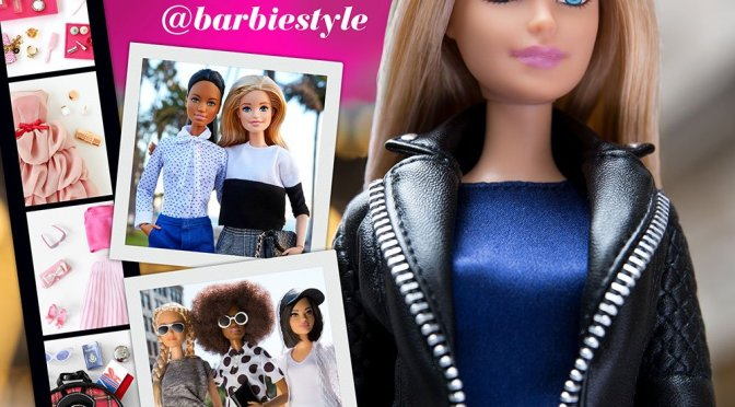 Un calendario de Barbie muy especial para 2019