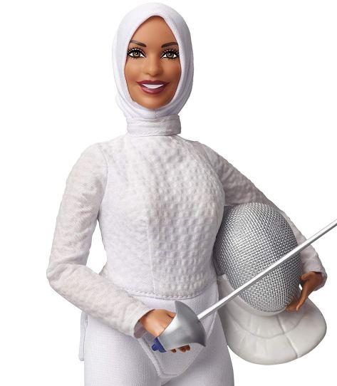 Barbie Ibtihaj Muhammad 1