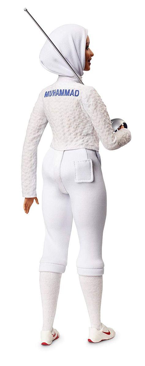 Barbie Ibtihaj Muhammad 3