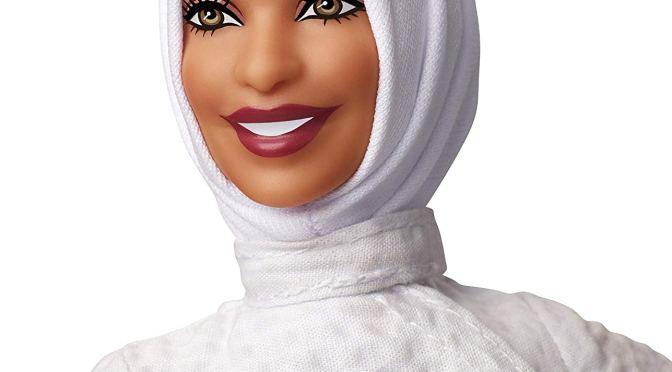 La Barbie de Ibtihaj Muhammad