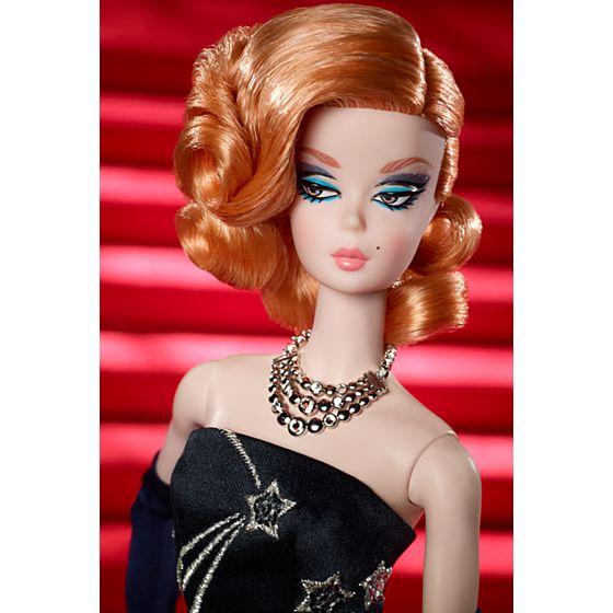 Barbie Midnight Glamour, belleza clásica