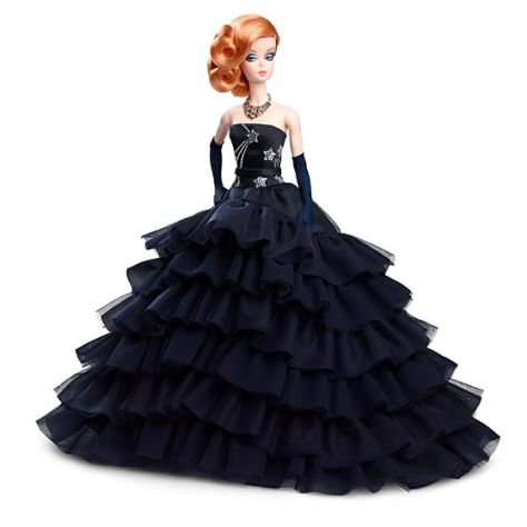 Barbie® Midnight Glamour™ Doll 5
