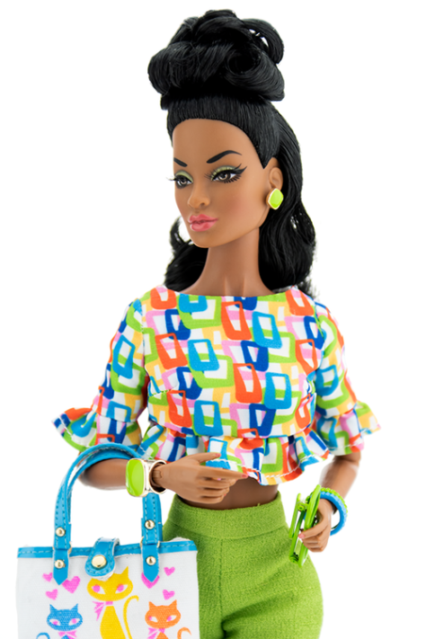 Girl Talk Poppy Parker Darla Daley 5