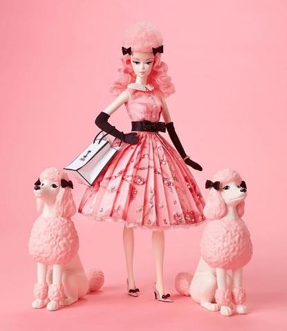 Miss Poodle Parade Barbie Doll