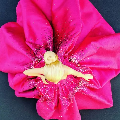 Perfectly Pink Linda Kyaw