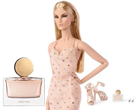 Elyse Jolie Perfume blonde