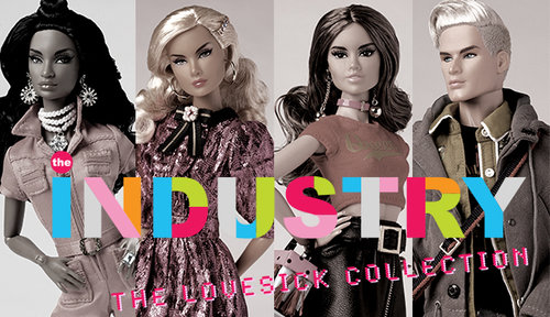 The Industry: colección The Lovesick