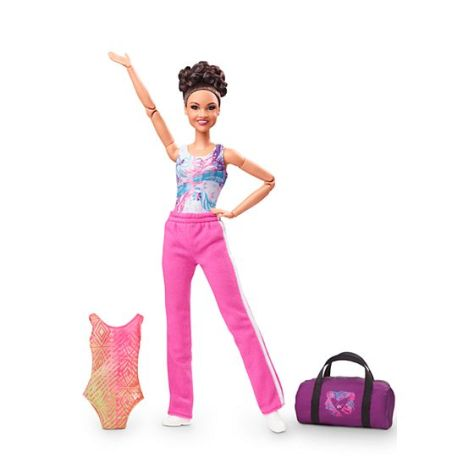 laurie hernandez barbie doll 2