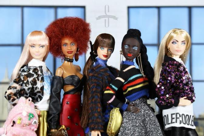 Lo mejor del Street Style de Barbie llega a Madrid