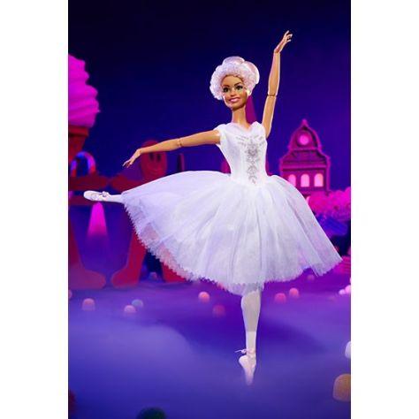 Barbie El Cascanueces Disney Bailarina
