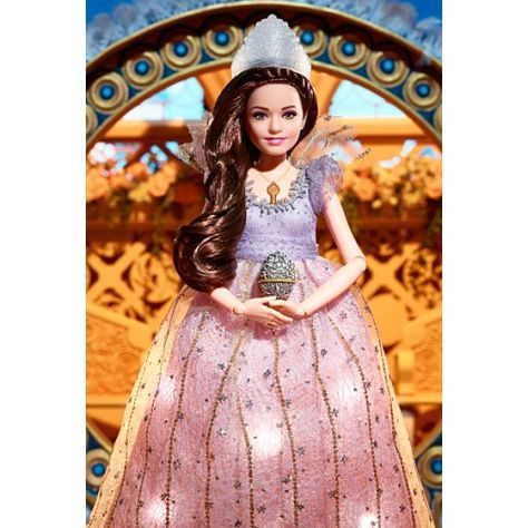 Barbie El Cascanueces Disney Clara 1