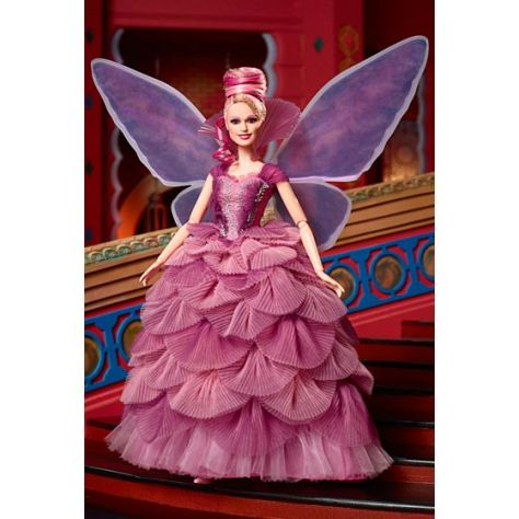 Barbie El Cascanueces Disney Sugar Plum Fairy 1