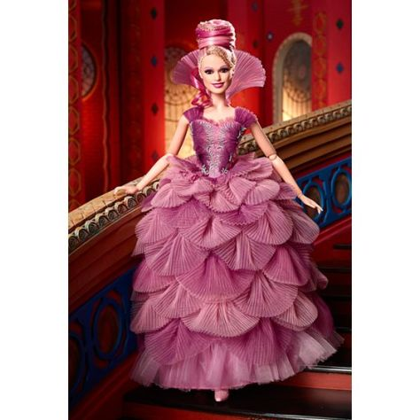 Barbie El Cascanueces Disney Sugar Plum Fairy
