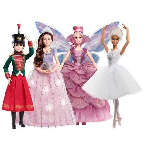 Barbie El Cascanueces Disney
