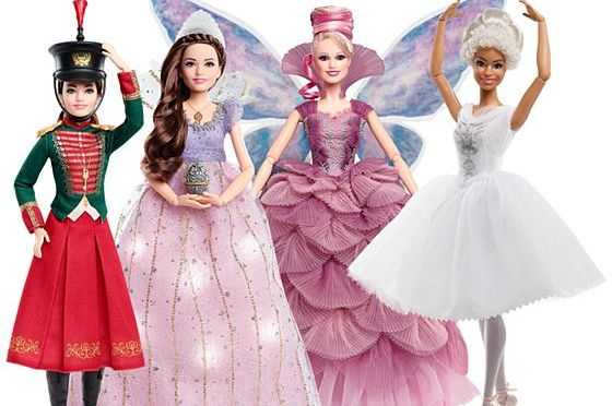 El Cascanueces, del cine a Barbie