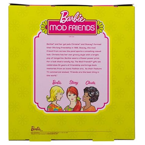 barbie mod friends 1