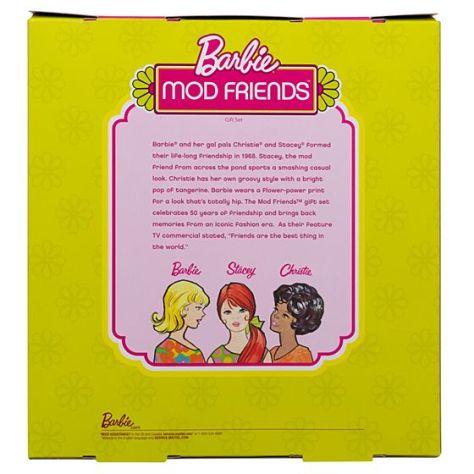 barbie mod friends 1