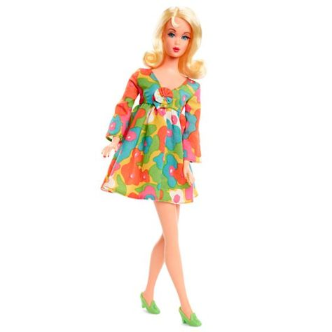 Barbie Mod Friends dolls 2