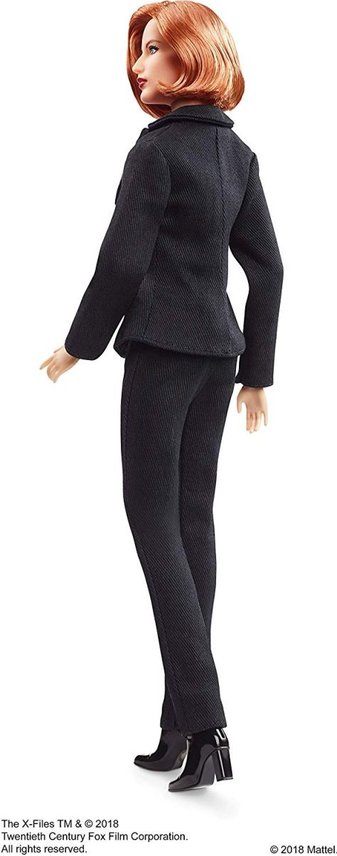 dana scully barbie 1
