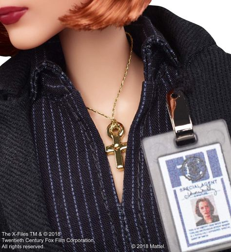 dana scully barbie 4