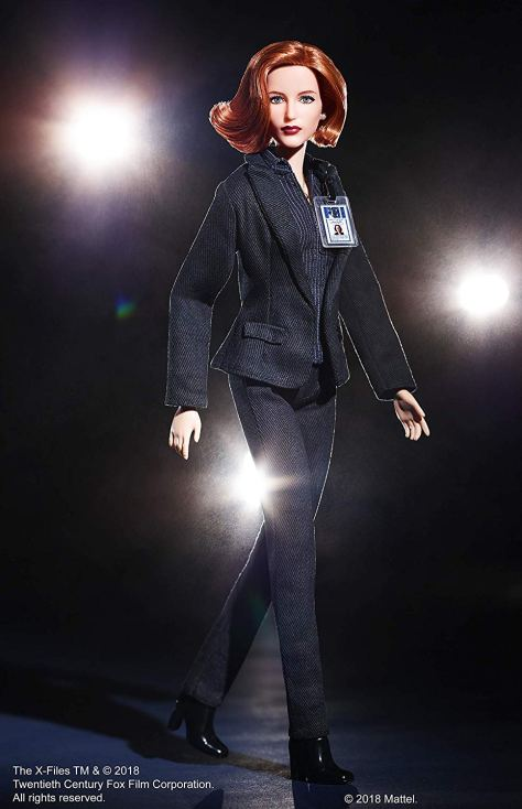 dana scully barbie 8