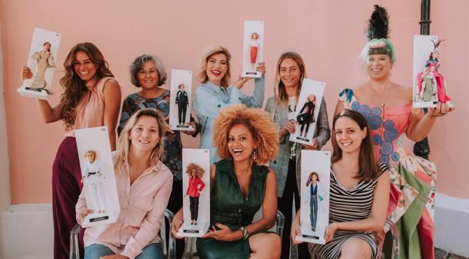 Mujeres inspiradoras de Portugal y su Barbie