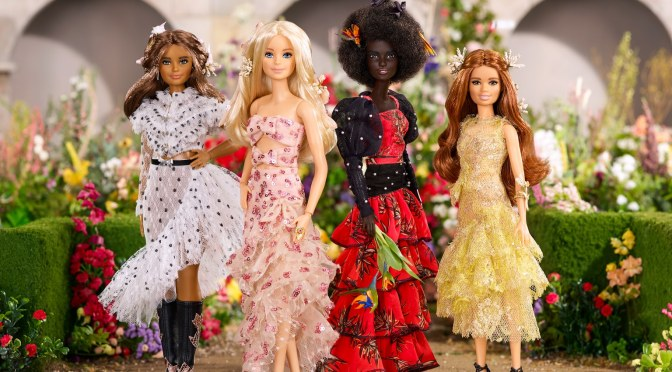 Barbie x Rodarte