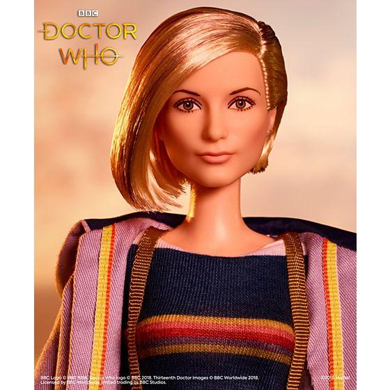 El Doctor Who llega a Barbie