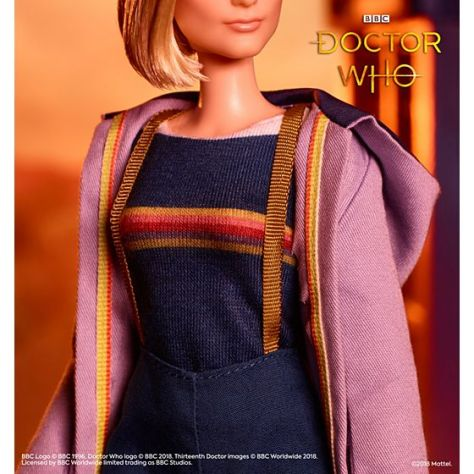 doctor who barbie doll 3