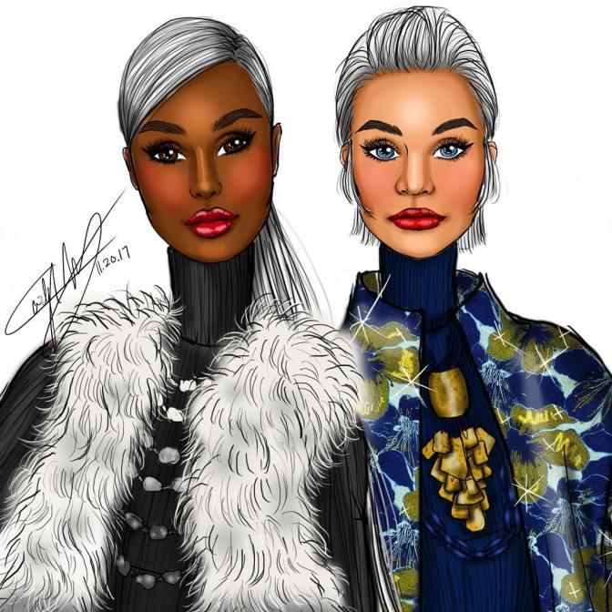Iris Apfel y su relación con Barbie. ¡Nuevas muñecas!