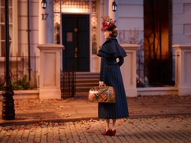Mary Poppins vuelve, también en Barbie