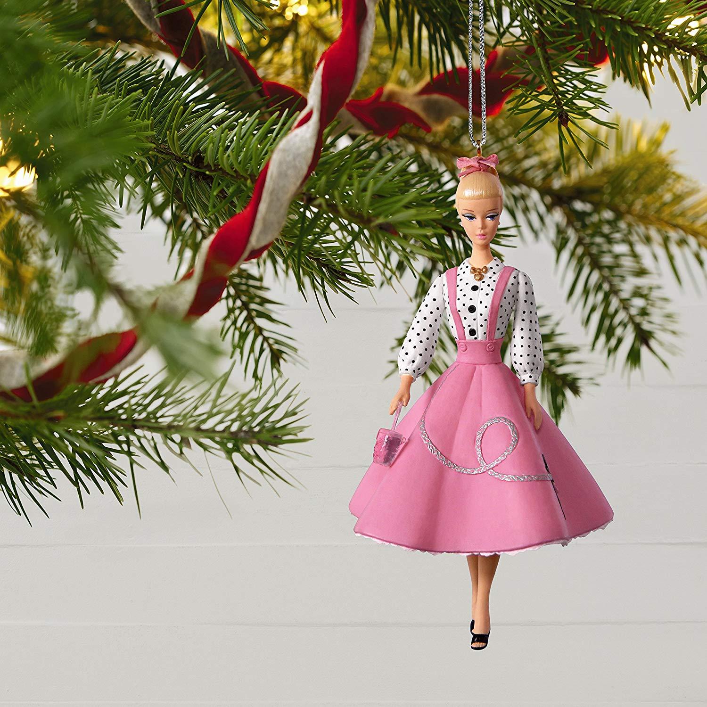 barbie ornament 2018
