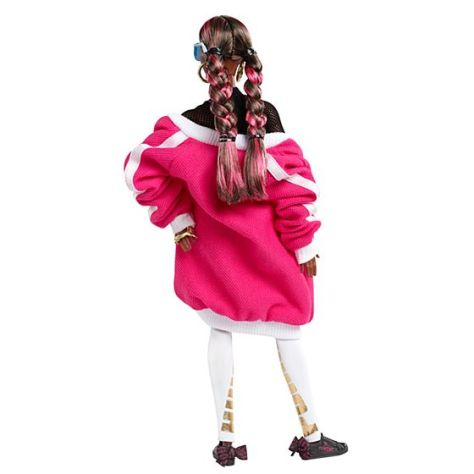 barbie puma doll AA 1