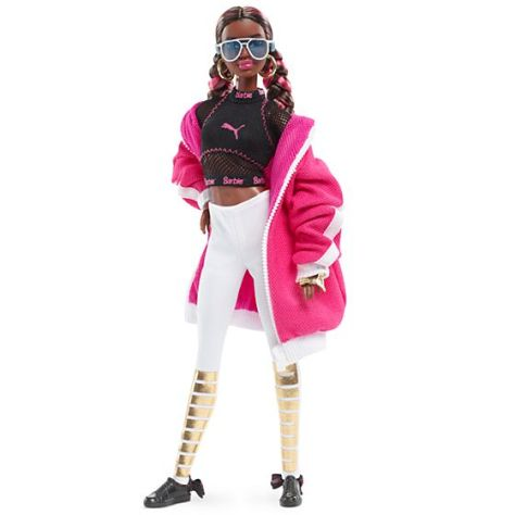 barbie puma doll AA 2