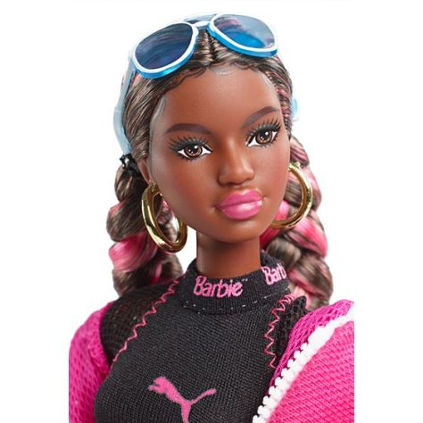 barbie puma doll AA 3