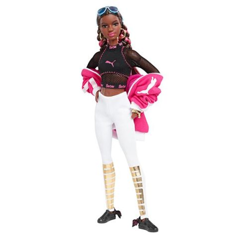 barbie puma doll AA