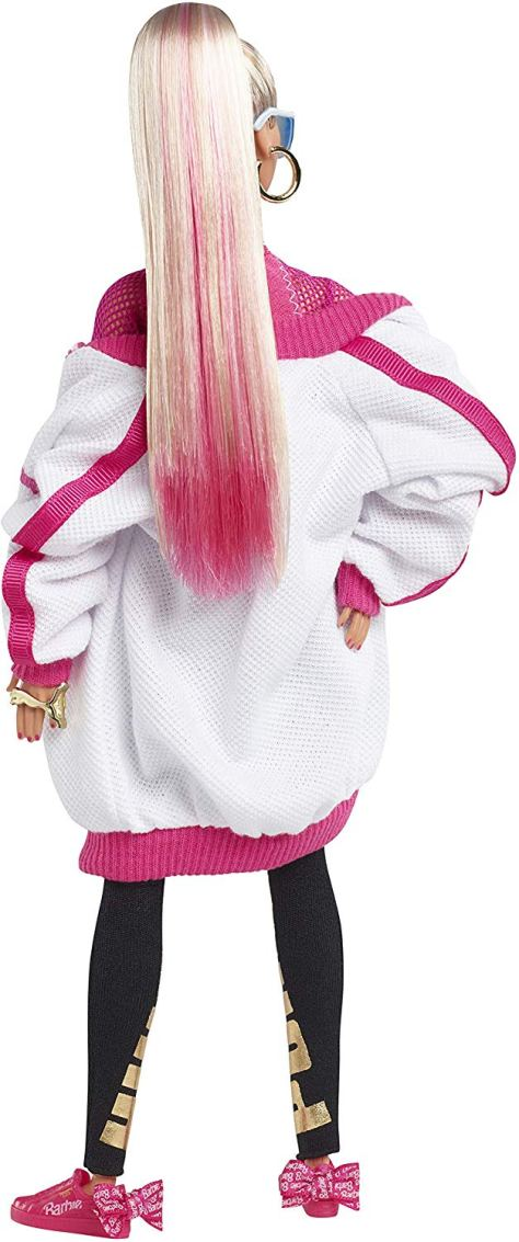 barbie puma doll blonde 3
