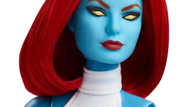 X-MEN llega por primera vez a Barbie