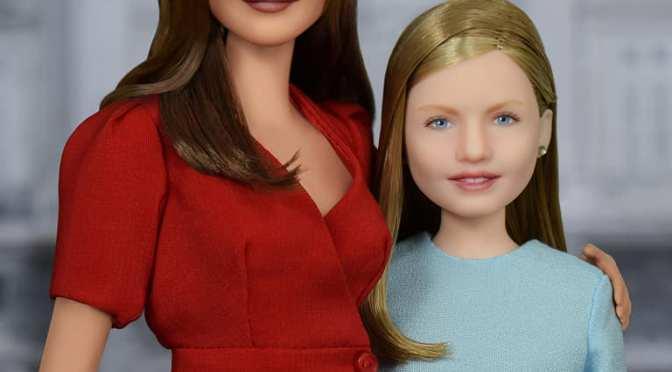 La Princesa Leonor ya tiene su propia Barbie