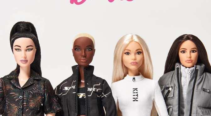 KITH x Barbie