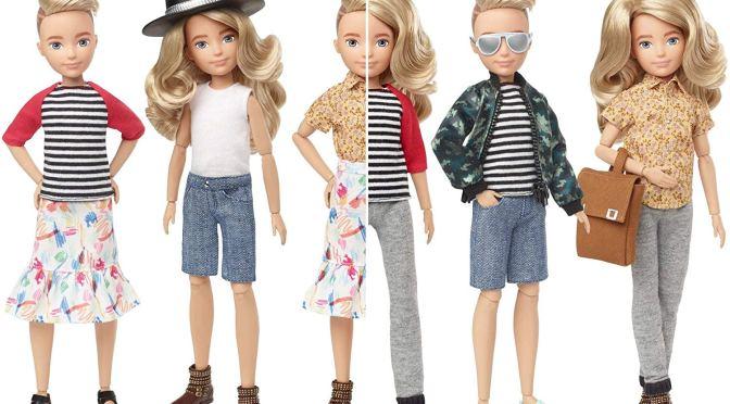 Nuevos muñecos con género neutro