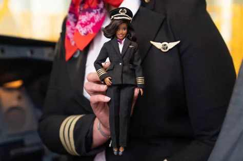 barbie-pilot virgin atlantic