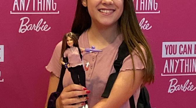 Jordan y la importancia de su Barbie