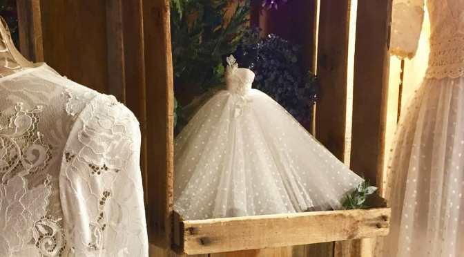 Tu vestido de novia en miniatura