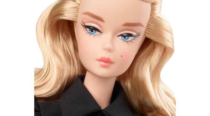 Se confirma: Barbie Silkstone Best in Black