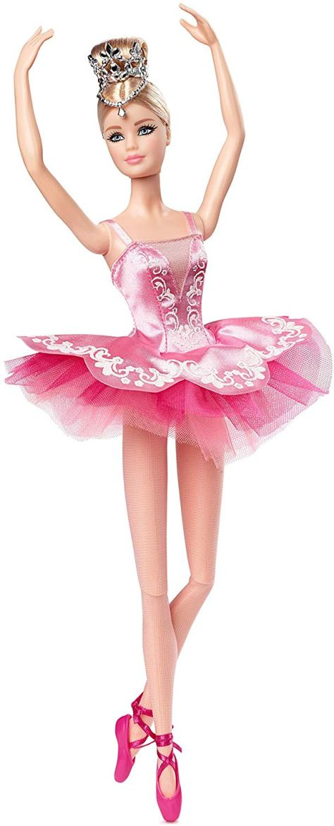 Barbie ballet wishes 4