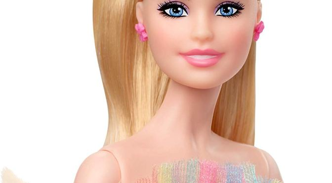 Barbie Birthday Wishes 2020